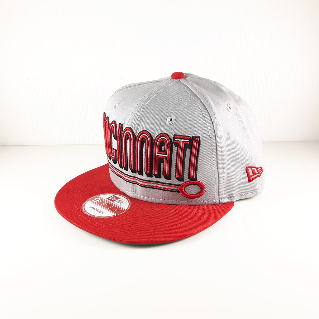 MLB Cincinnati Reds New Era 9Fifty Snapback Cap