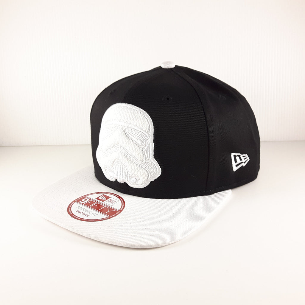 Hero Fill Star Wars Stormtrooper New Era 9Fifty Snapback Cap