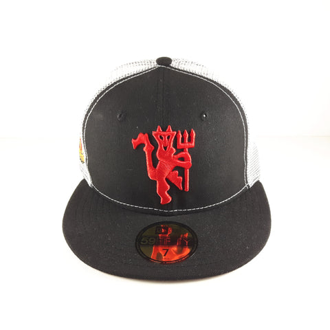 b4d4daf6bd338 Manchester United Trucker New Era 59Fifty Fitted Cap – urban TEE