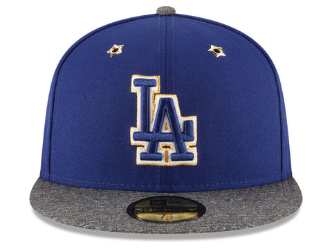 new arrival c30fc 44c02 ... MLB Los Angeles Dodgers All-Star New Era 59Fifty Fitted Cap ...