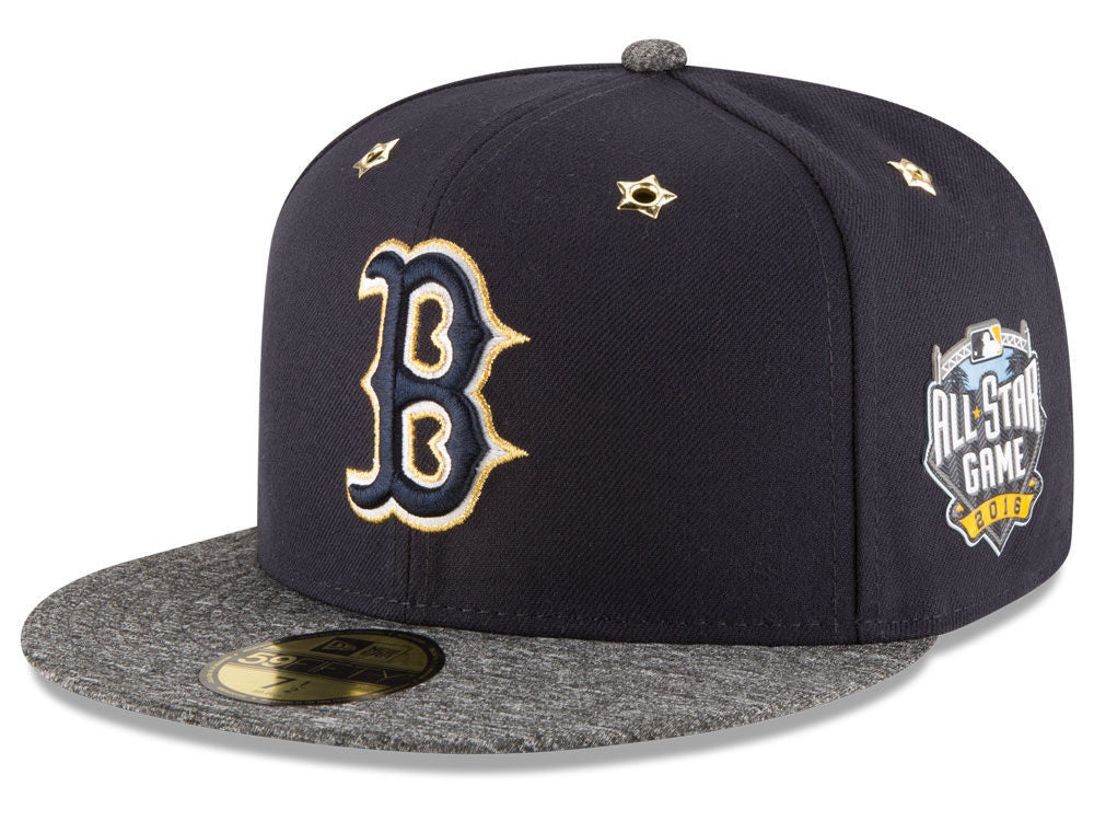 MLB Boston Red Sox All-Star New Era 59Fifty Fitted Cap