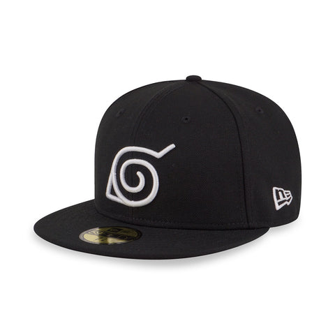 Naruto Konoha Hidden Leaf Village New Era 9Fifty Snapback Cap