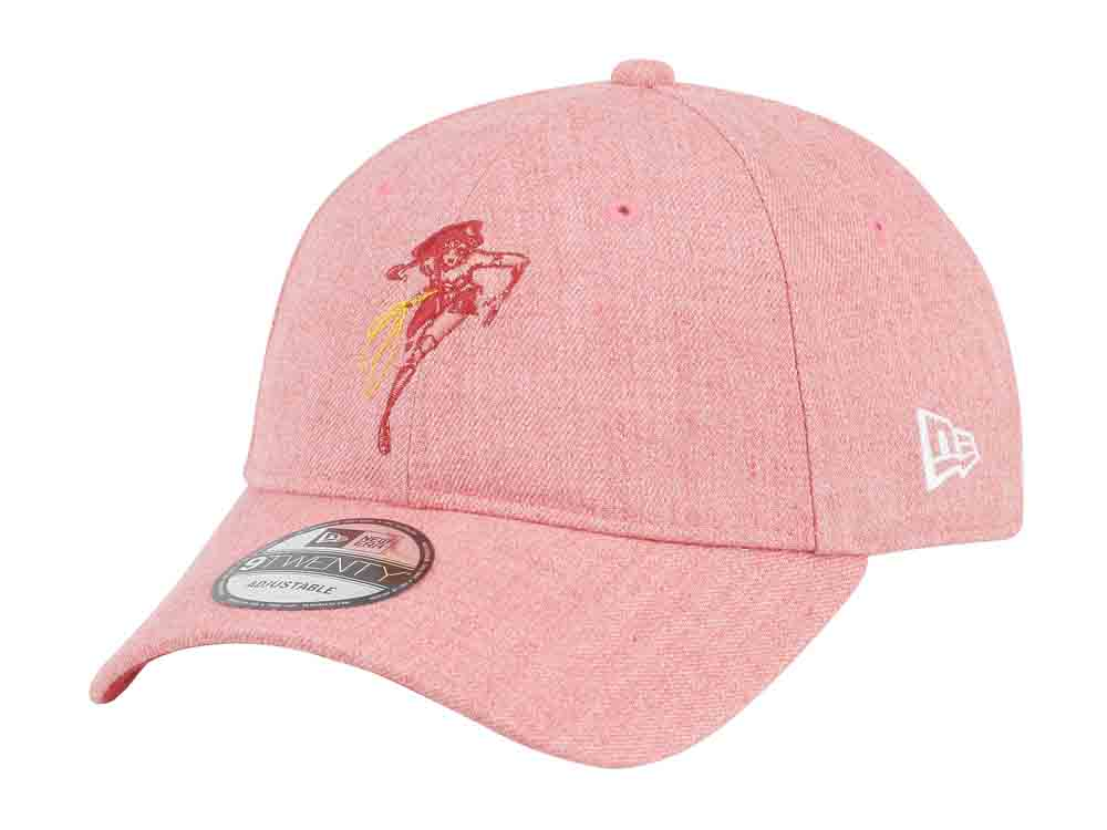 DC Comics Justice League Wonder Woman New Era 9Twenty Strapback Cap