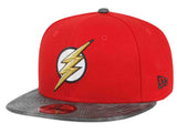 DC Comics Justice League Flash New Era 9Fifty Snapback Cap