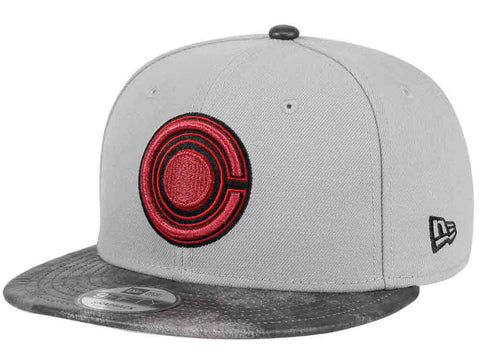 DC Comics Justice League Cyborg New Era 9Fifty Snapback Cap