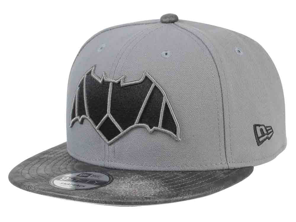 Sold Out DC Comics Justice League Batman New Era 9Fifty Snapback Cap 9c8387d4c245