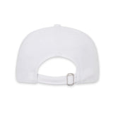 New Era Brand New York Lush Tropical White 9Forty D-Frame Strapback Cap