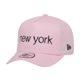 New Era Brand New York Lush Tropical Pink 9Forty D-Frame Strapback Cap