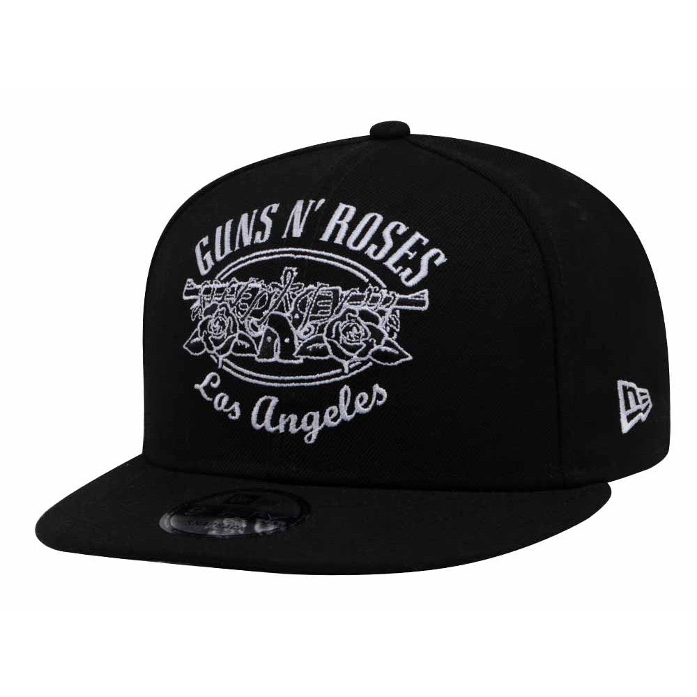 Guns N' Roses Los Angeles Logo New Era 9Fifty Snapback Cap