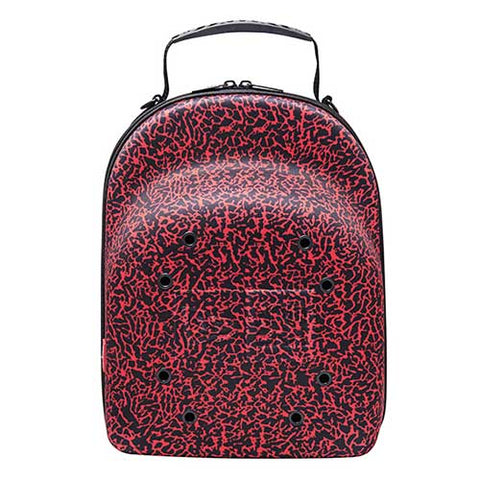 Elephant Print New Era 6 Pack Cap Carrier