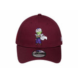 Dragon Ball Z Piccolo Maroon New Era 9Forty Snapback Cap
