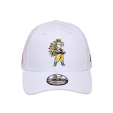 Dragon Ball Z Super Goku White New Era 9Forty Snapback Cap
