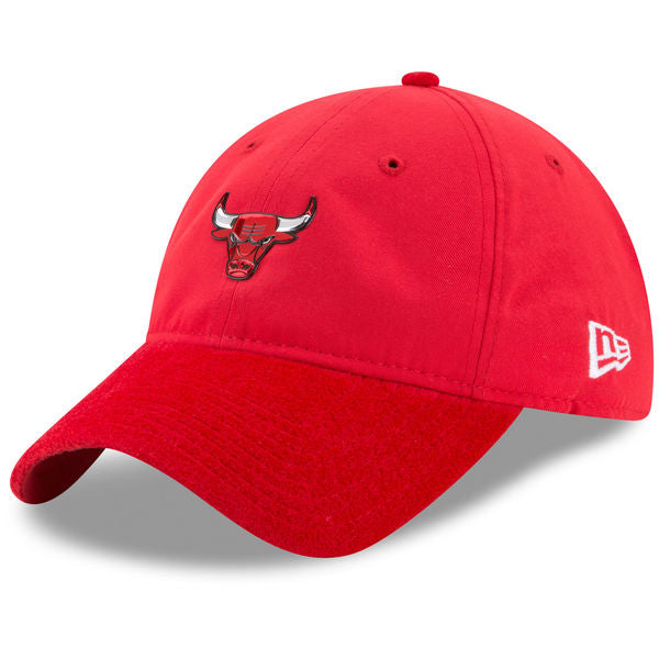 NBA On-Court Chicago Bulls OTC New Era 9Twenty Strapback Cap