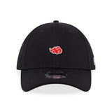 Naruto Akatsuki Black New Era 9Forty Strapback Cap