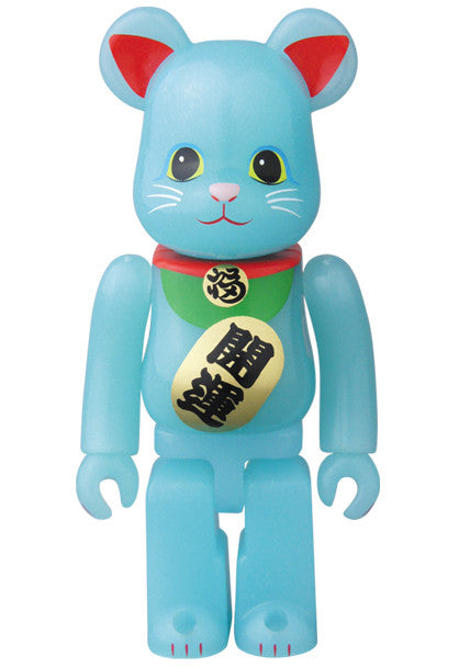 BEARBRICK Series 33 Animal (Lucky Cat)