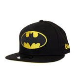 DC Comics Batman Logo Classic Team Snap New Era 9Fifty Snapback Cap
