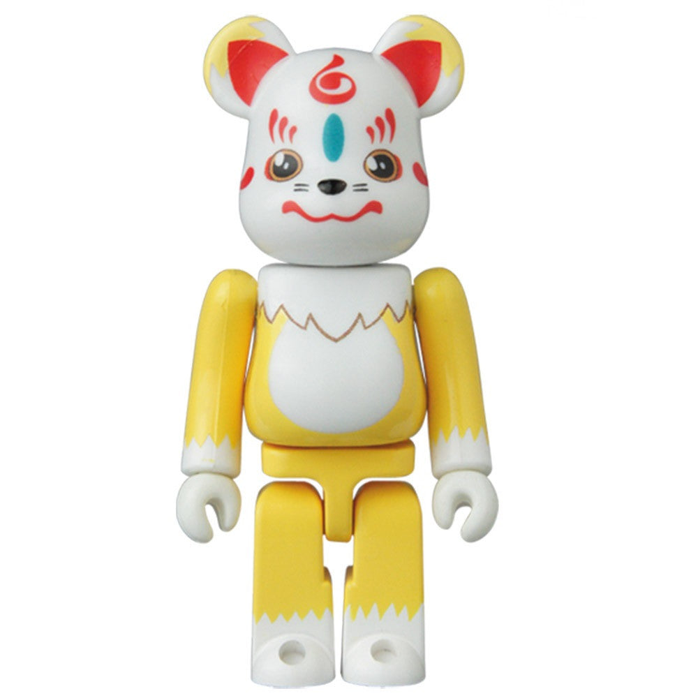 BEARBRICK Series 32 Animal (Konnosuke)