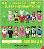 Medicom Toy BEARBRICK Series 38 BLIND BOX