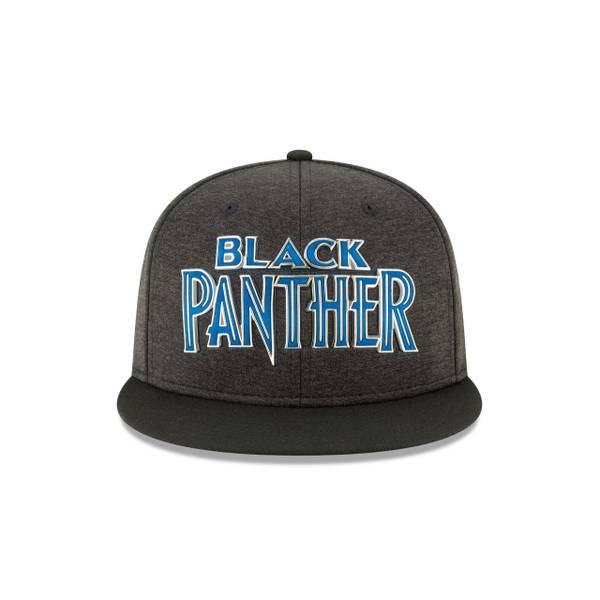 100% authentic 40c27 c432b Marvel Black Panther Title Logo New Era 9Fifty Snapback Cap – urban TEE