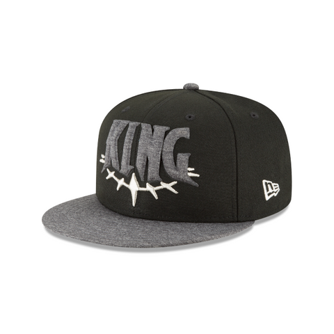 Marvel Black Panther King New Era 9Fifty Snapback Cap