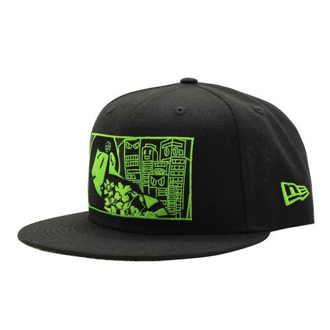tokidoki Blade Girl New Era 9Fifty Snapback Cap