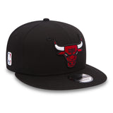 NBA Chicago Bulls Classic Team Snap New Era 9Fifty Snapback Cap