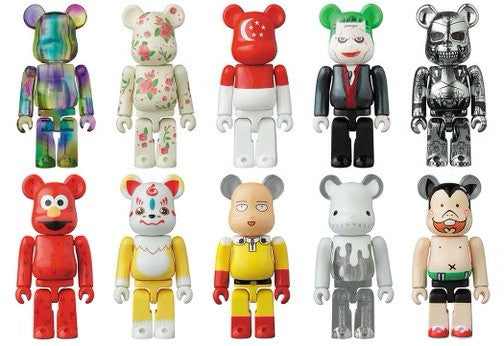 BEARBRICK Series 32 Set of 10