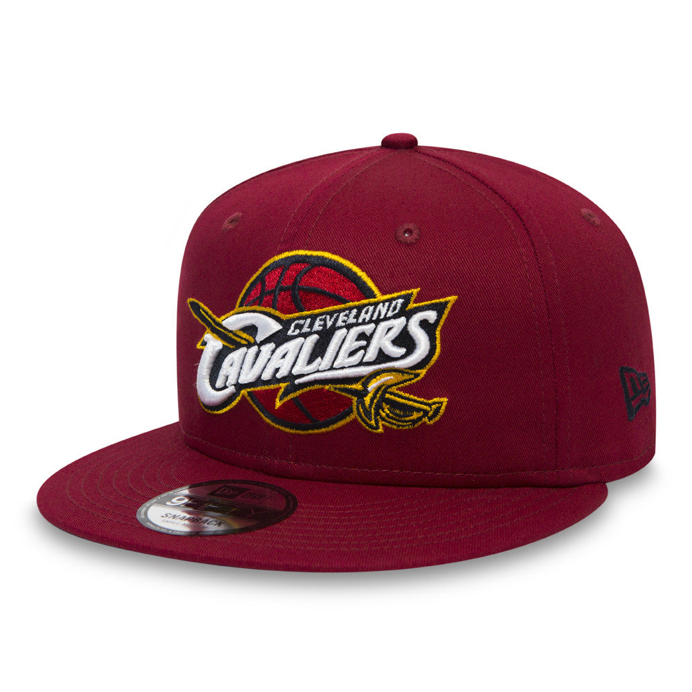 NBA Cleveland Cavaliers Classic Team Snap New Era 9Fifty Snapback Cap