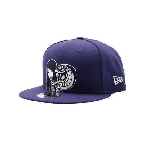 Tokidoki Comic Snake New Era 9Fifty Snapback Cap