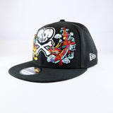 Tokidoki Battle Logo New Era 9Fifty Snapback Cap