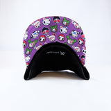 Tokidoki Flirty Palette New Era 9Forty Women's Snapback Cap