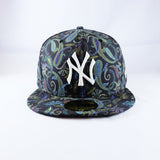 Paisley Green MLB New York Yankees New Era 59Fifty Fitted Cap