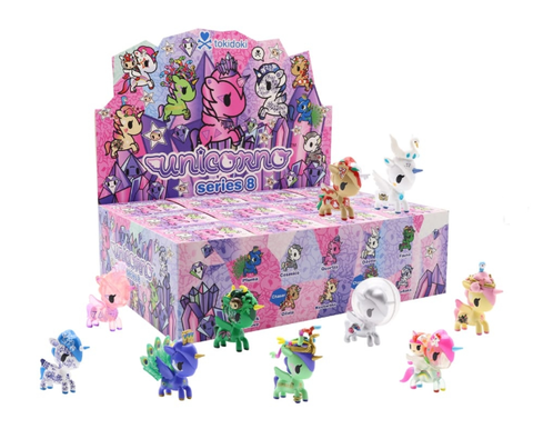 Tokidoki UNICORNO Series 8 - Blind Box