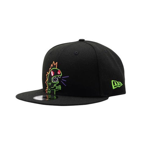 Tokidoki Flashing Kaiju New Era 9Fifty Snapback Cap