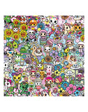 Tokidoki Flower Power Zip Pouch