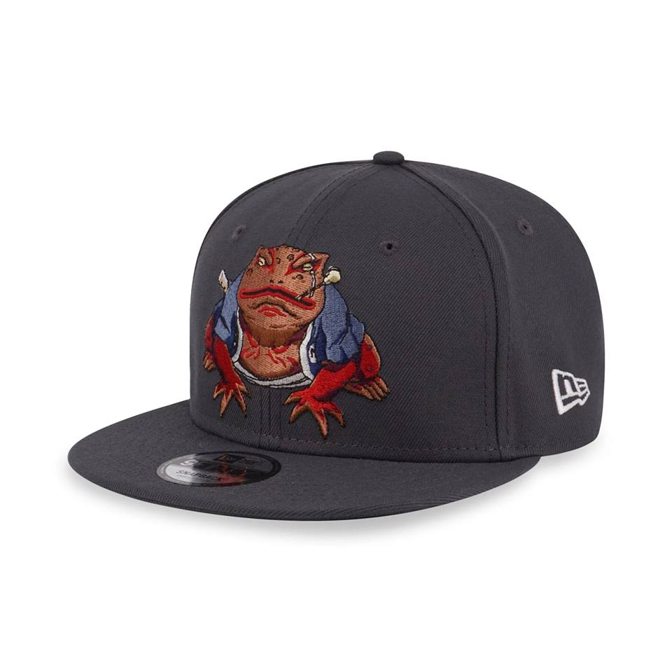 Naruto Gamabunta New Era 9Fifty Snapback Cap