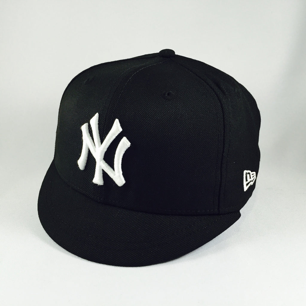 Umpire 505 MLB New York Yankees Black New Era 9Fifty Snapback Cap