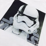 Star Wars The Last Jedi Stormtrooper Executioner Portrait T-Shirt