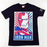 Marvel Iron Man Pop-Art Poster T-Shirt