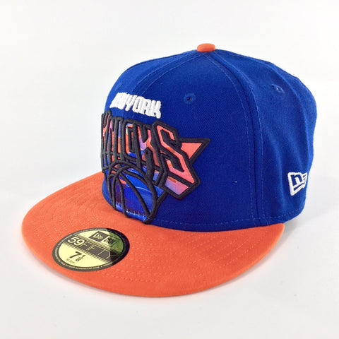 NBA x Marvel New York Knicks Spider-Man New Era 59Fifty Fitted Cap