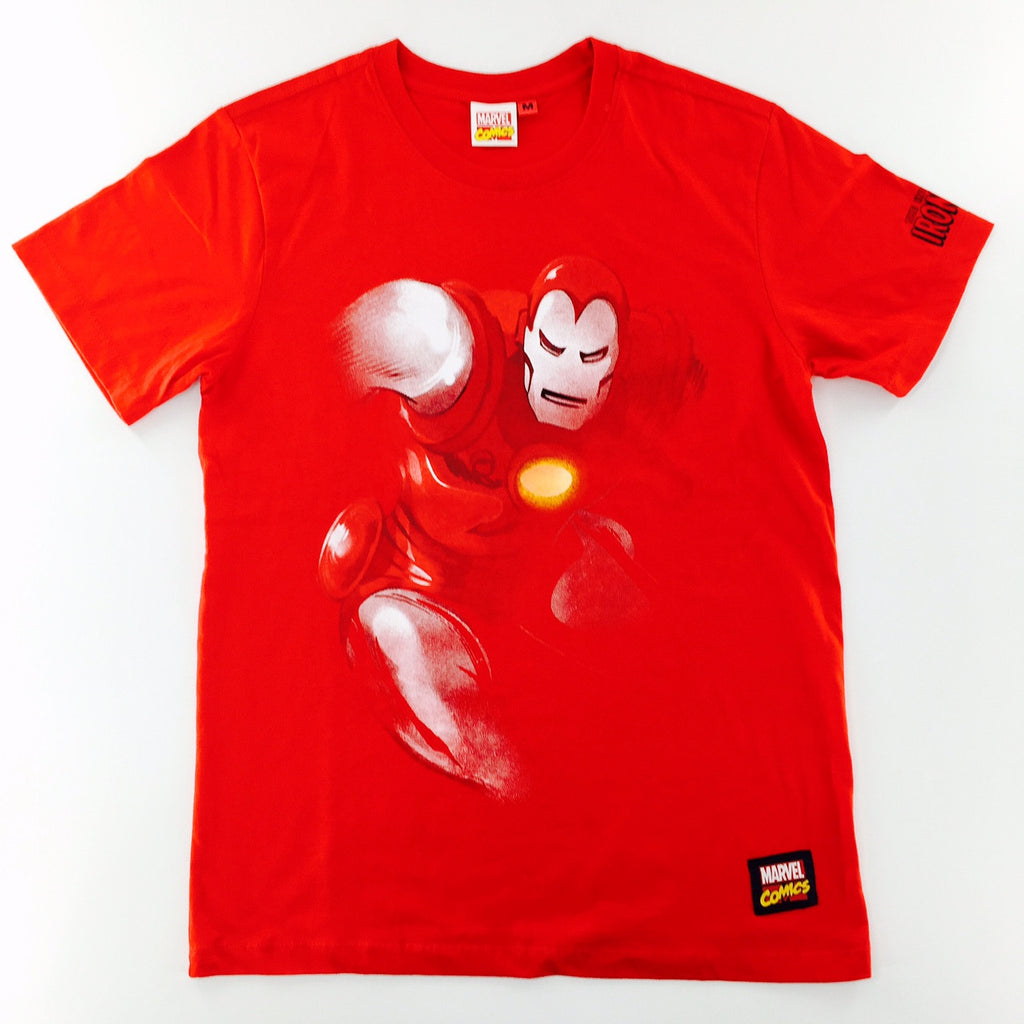 Marvel Iron Man Silhouette T-Shirt