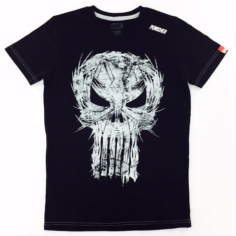 PREMIUM Marvel Punisher Glow-in-the-Dark T-Shirt