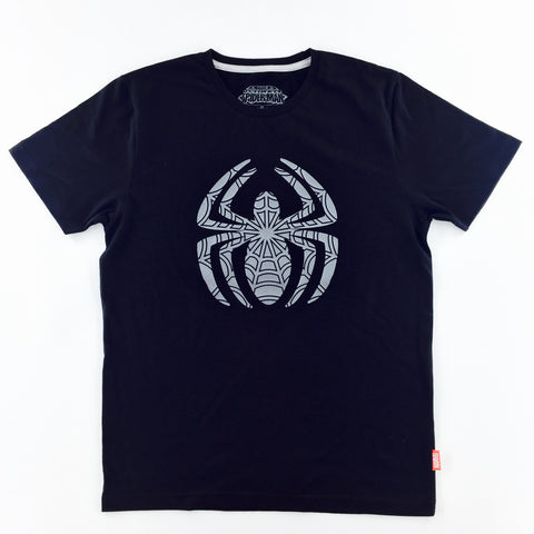 PREMIUM Marvel Spider-Man High Density 3D Logo T-Shirt (urban TEE Exclusive)