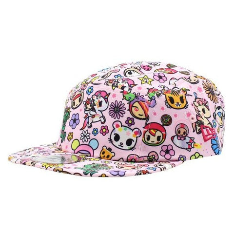 tokidoki Future Flora New Era Adjustable Strapback Cap