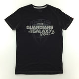 PREMIUM Marvel Guardians of the Galaxy Vol. 2 Movie Logo T-Shirt