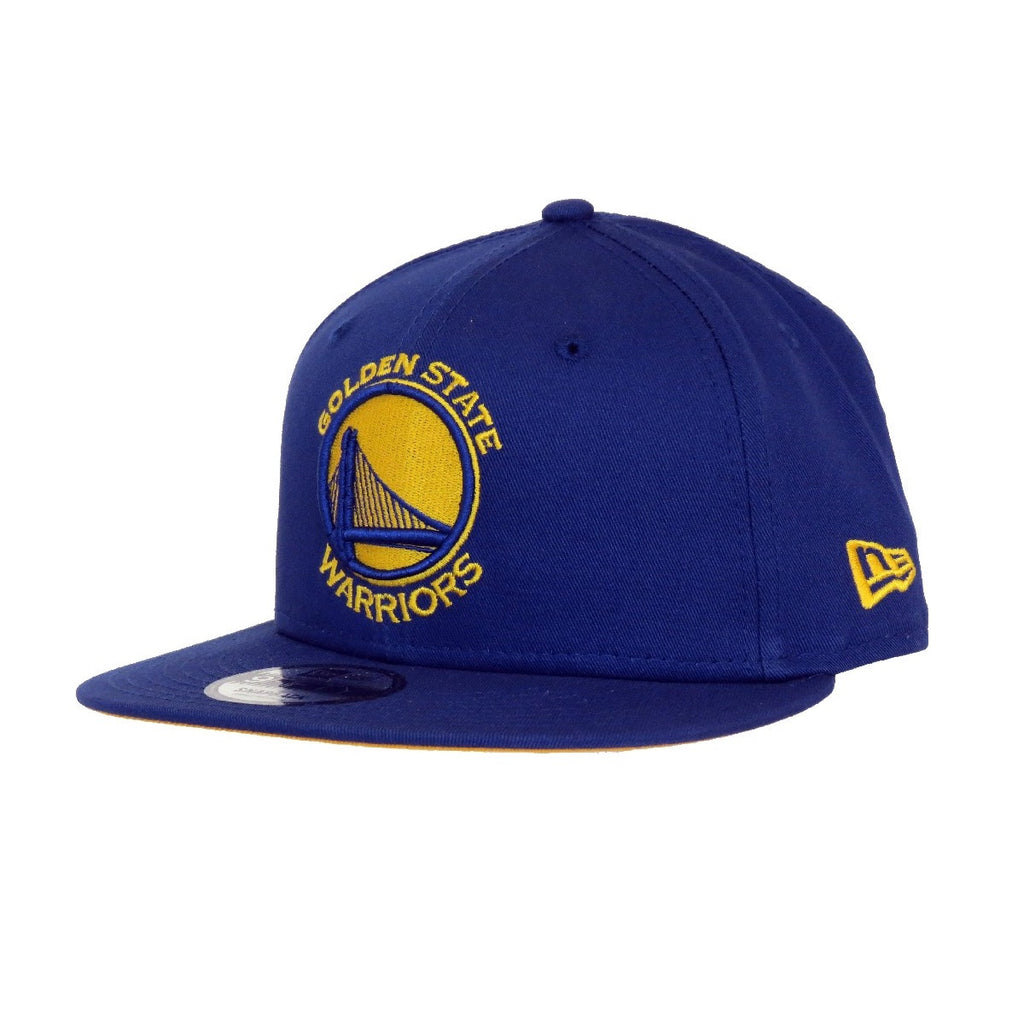 NBA Golden State Warriors Classic Team Snap New Era 9Fifty Snapback Cap