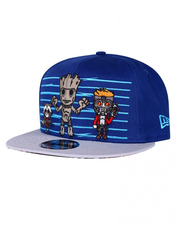 Tokidoki Marvel Guardians New Era 9Fifty Snapback Cap
