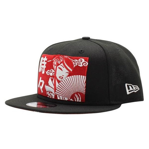 tokidoki Harajuku Girl New Era 9Fifty Snapback Cap