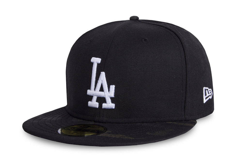MLB Los Angeles Dodgers Multicam Camo New Era 59Fifty Fitted Cap