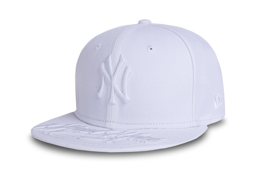 MLB Team Script New York Yankees New Era 9Fifty Strapback Cap